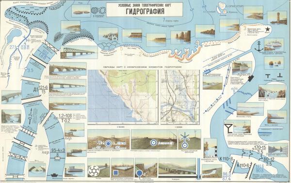 Условные знаки топографических карт - гидрография.jpg